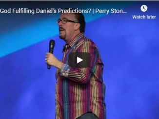 Perry Stone Sermon - Is God Fulfilling Daniel Predictions