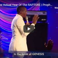 Sermon: Prophet Uebert Angel - What Is The Actual Year Of The Rapture