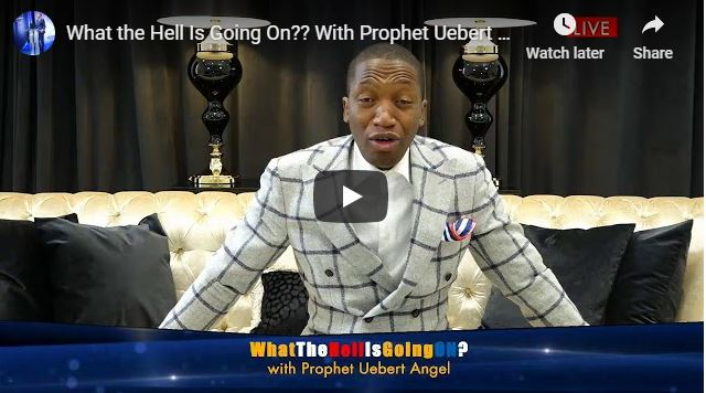 Prophet Uebert Angel Sermon - What the Hell Is Going On?