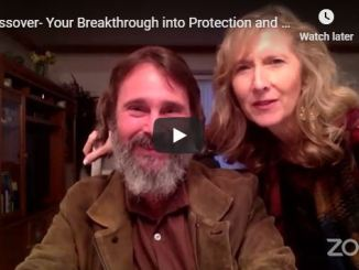Rabbi Schneider - Passover- Your breakthrough into protection and freedom