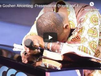Shepherd Bushiri - The Goshen Anointing