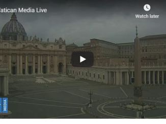 Sunday Live Holy Mass With Pope Francis