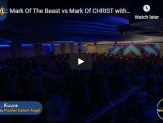 Uebert Angel Live Service - Mark Of The Beast vs Mark Of CHRIST