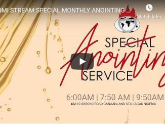 Winners Chapel Sunday Live Service April 19 2020 With David Oyedepo