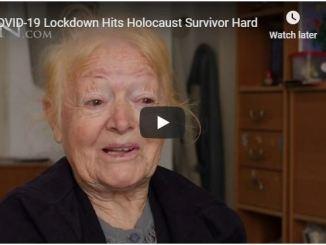 700 Club - COVID-19 Lockdown Hits Holocaust Survivor Hard - May 2020