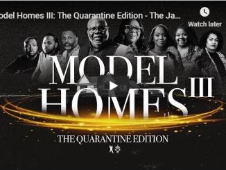 Bishop TD Jakes Sermon - Model Homes - The Quarantine Edition