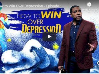 Creflo Dollar Sermon - How to Win Over Depression - May 1 2020