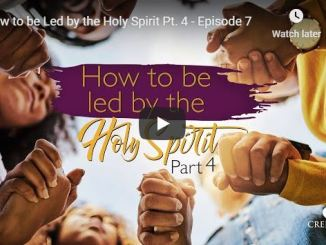 Creflo Dollar Sermon - How to be Led by the Holy Spirit - May 20 2020