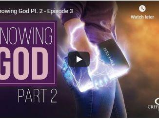 Creflo Dollar Sermon - Knowing God - May 17 2020