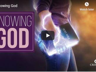 Creflo Dollar Sermon - Knowing God - May 3 2020