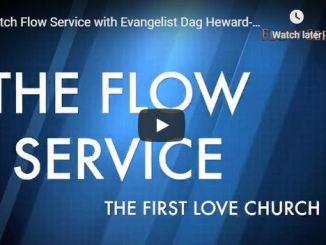 Evangelist Dag Heward-Mills Sunday Flow Service May 24 2020