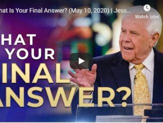 Jesse Duplantis Sermon May 10 2020