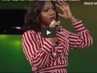 Pastor Sarah Jakes Roberts Sunday Live Service May 17 2020