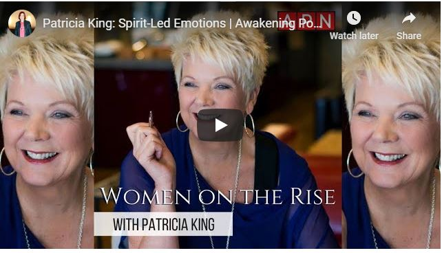 Patricia King Message - Spirit-Led Emotions - May 23 2020