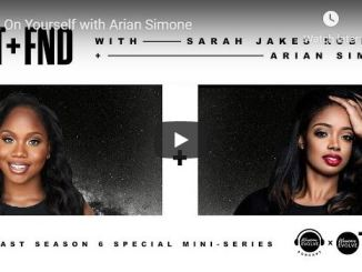 Sarah Jakes Roberts - Bet On Yourself with Arian Simone