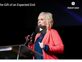 Sheryl Brady Message - The Gift of an Expected End - May 20 2020