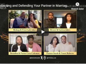 The Jakes Family - Protecting and Defending Your Partner in Marriage