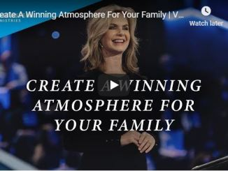 Victoria Osteen Message May 26 2020