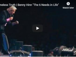 Benny Hinn Sermon - The 6 Needs in Life - June 2020