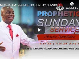 Bishop David Oyedepo Sunday Live Service June 14 2020