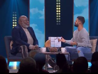 Bishop TD Jakes Reply To Pastor Steven Furtick Birthday Post