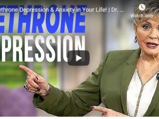 Clarice Fluitt - Dethrone Depression & Anxiety in Your Life - June 2020