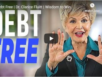 Clarice Fluitt Wisdom To Win - Debt Free - June 15 2020
