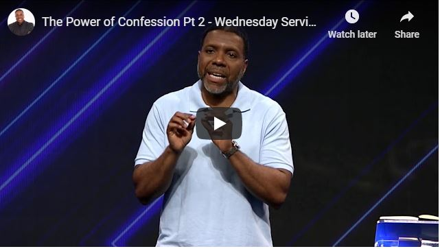 Creflo Dollar Sermon - The Power of Confession - June 2020