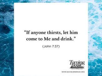 David Jeremiah Devotional June 26 2020