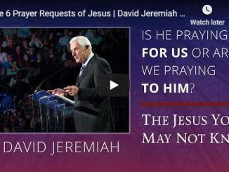 David Jeremiah Sunday Service Sermon June 7 2020