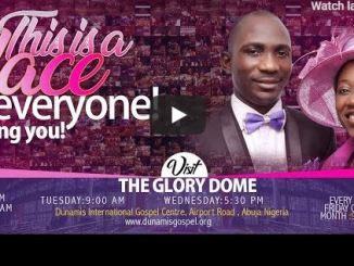 Dunamis Church Sunday Live Service June 14 2020