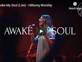 Hillsong Worship - Awake My Soul - Worship & Creative Conference
