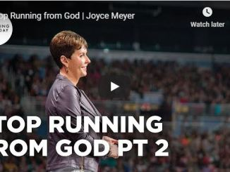 Joyce Meyer Message June 2020