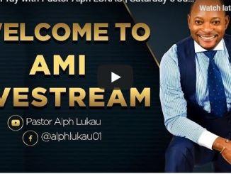 Pastor Alph Lukau Sunday Live Service June 7 2020