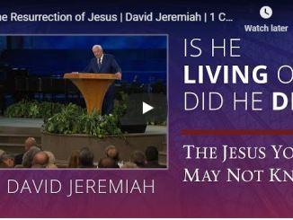 Pastor David Jeremiah Sunday Service Sermon June 21 2020