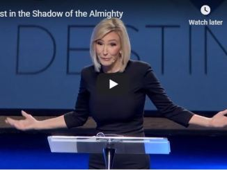 Paula White - Rest in the Shadow of the Almighty - June 2020