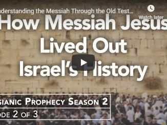 Rabbi Schneider - Understanding the Messiah Through the Old Testament