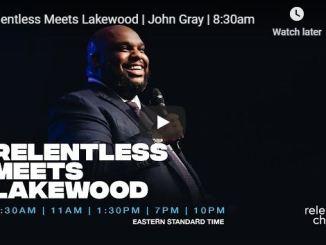 Relentless Church Sunday Live Service June 28 2020