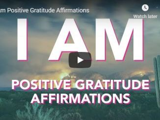Terri Savelle Foy - I Am Positive Gratitude Affirmations - June 26 2020