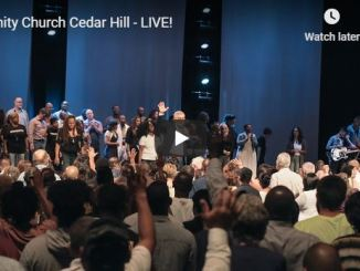 Trinity Church Cedar Hill Sunday Service June 28 2020