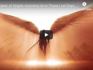 7 Types of Angels Assisting Us in These Last Days - Tim Sheets