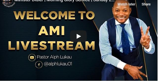 Alph Lukau Sunday Live Service July 26 2020 In Alleluia Ministries
