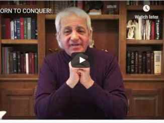 Benny Hinn - Born To Conquer - July 2020