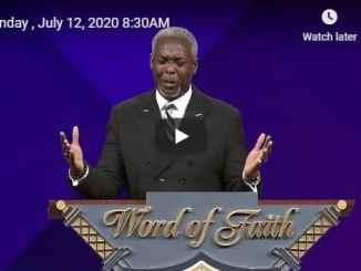 Bishop Dale Bronner Sunday Live Service July 12 2020
