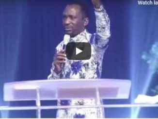 Dunamis Church Sunday Live Service July 26 2020 With Paul Enenche