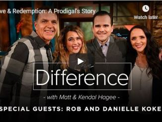 Hagee Ministries - Love & Redemption: A Prodigal's Story