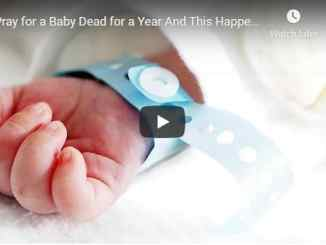 I Prayed for a Baby Dead for a Year And This Happens - James Levesque