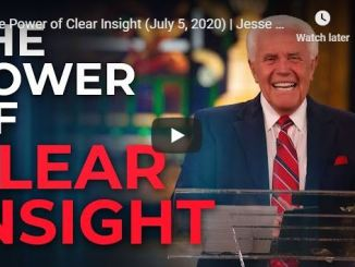 Jesse Duplantis Sermon - The Power of Clear Insight - July 2020