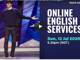 Joseph Prince Sunday Live Service July 12 2020 In New Creation Church
