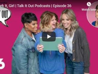Joyce Meyer Ministries - Work It Girl Talk It Out Podcasts - Episode 36